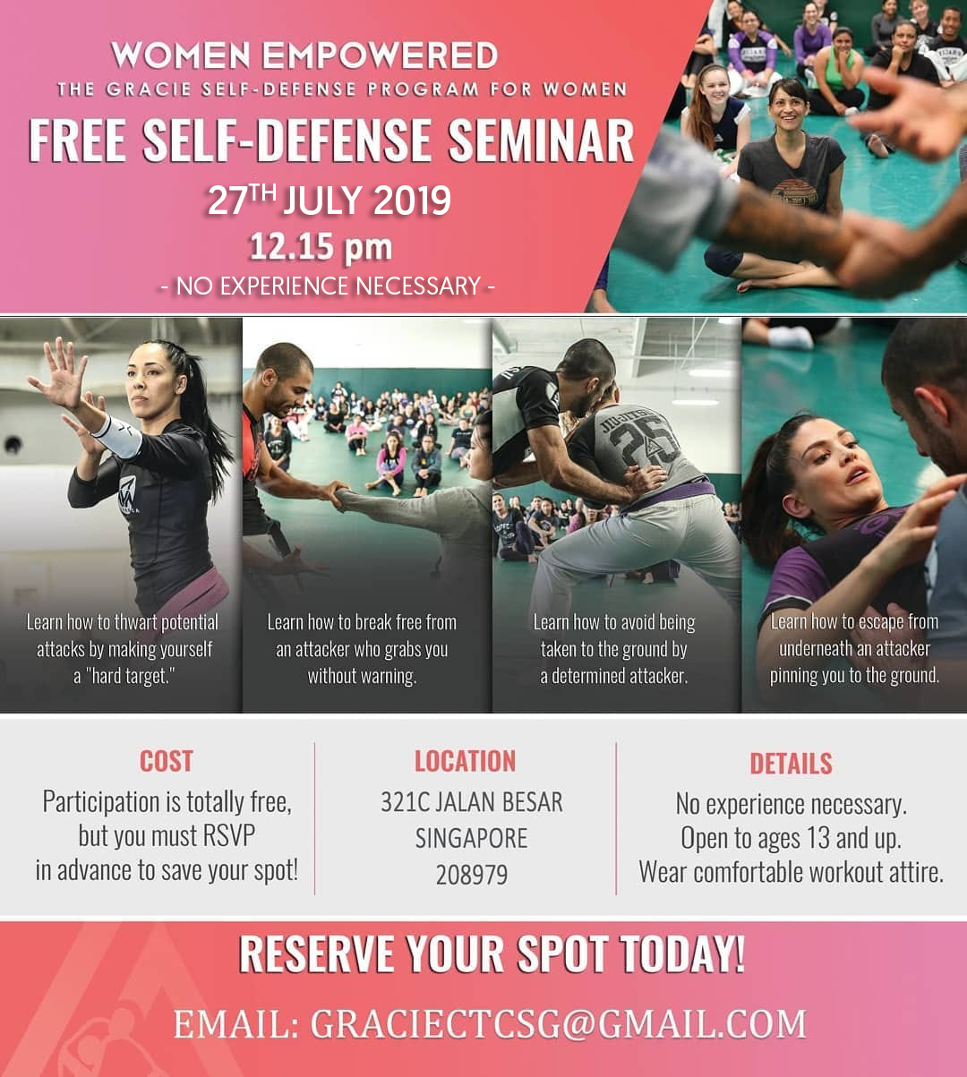 WE Seminar July 2019